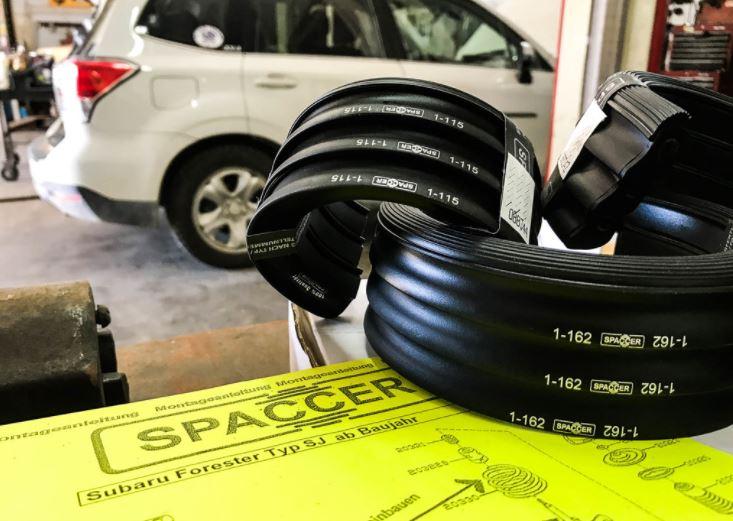 """""""ספייסר"""" הגבהה חוקית גם למכוניות פרטיות: מידע וראיון עם יבואנית SPACCER בישראל"""